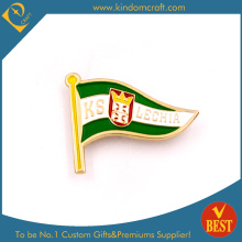 Kslechia Flag Pin Badge with Butterfly Clutch of Gold Plating