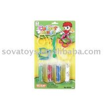907990939-play dough DIY mud toy