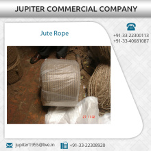 Rugged and Qualititve Jute Rope for Bulk Sale Aide dans l'emballage