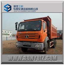 Beiben 6X4 290HP Dump Truck 6*4 Dumper Tipper Truck