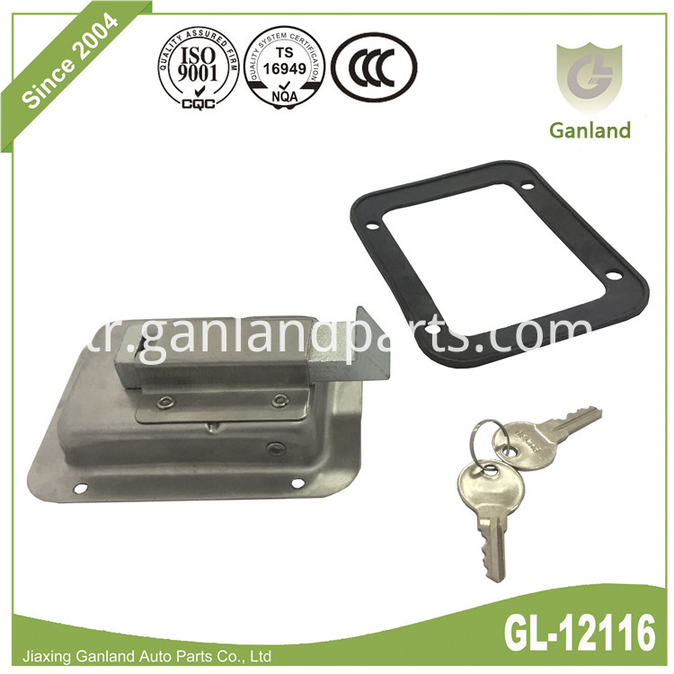Toolboxes Paddle Lock GL-12116