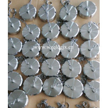 Stainless Steel Food Grade Blind Nut with Chain by Wenzhou
