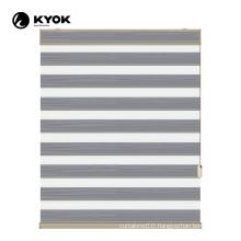 KYOK wholesale european classical zebra blinds