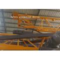 Grue à tour rapide de 2,5 tonnes QTK25