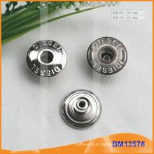 Metal Botões, Custom Jean Pins BM1357