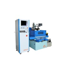 High Cutting Speed DK77 wire cut edm machine