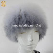Новая мода Зимняя лисица Shaped Fur Pattern Русская шляпа