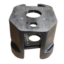 Certificado de arena de acero inoxidable / fundición de precisión