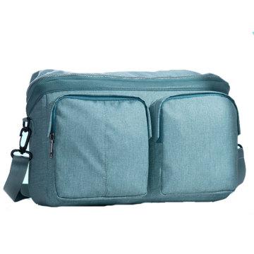 Bolsa de viaje portátil colgante de cochecito de bebé organizador
