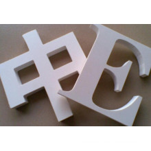 PVC Foam Board with Different Density for Lettering
