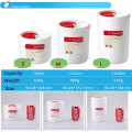 Borosilicate Glass Storage Jars with Airtight Locking