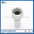 Stainless steel parker hose hydraulic compression fittings