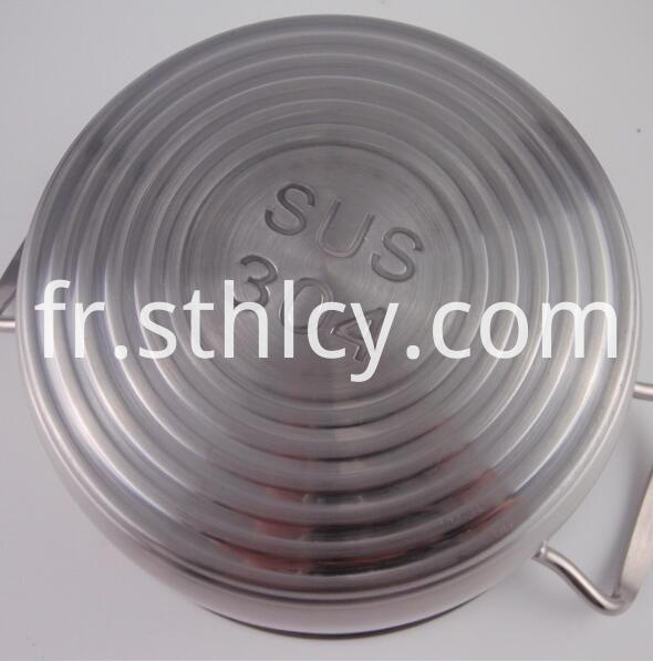 Stainless Steel Pot Tomato Sauce