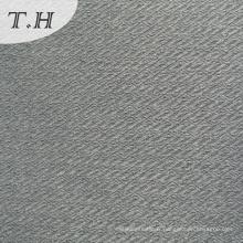 Tissu gris de meubles de lin de couleur par 300GSM