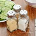 70ml Mini Condiment Glasflaschen für Lagerung Salz Gewürz