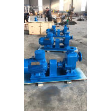 Self priming engine pump diesel fuel centrifugal