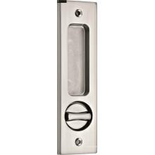 Hardware de puerta corredera de decoración para Bethroom con aleación de zinc