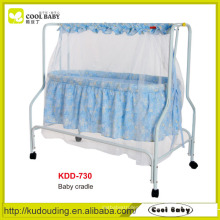 Hersteller NEUES Baby-Schaukelbett mit Moskitonetz Leichte Baby-Schaukelstange