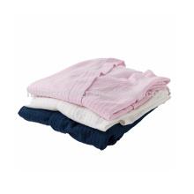 Albornoz de toalla de algodón de los niños