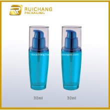 Small Glass Cosmetic Bottle