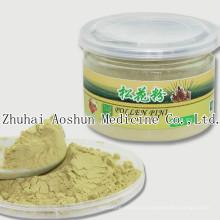 Натуральная чистая экстрактивная органическая пыльца сосны
