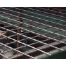 Panel de malla de alambre soldado de acero inoxidable
