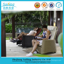 Cheap Rattan Outdoor All Weather Lounge Chairs Furniture