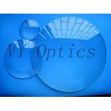 Lente esférica convexa Plano com vidro óptico K9