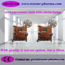 Machine d'étiquetage pour bouteilles fabriquées en Chine