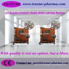 Máquina de etiquetagem para garrafas fabricadas na China