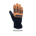 High Impact Resistant Polyester Oil Field Work Gloves