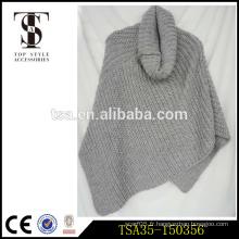 Chritsmas custume décoration multicolore châle écharpe modèles à tricoter OEM service