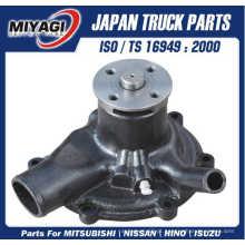 Me996804, Me075049, bomba de água HD770 para peças de automóvel Mitsubishi