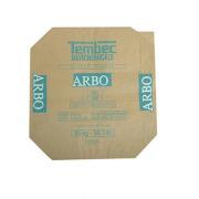 Bolsa de cemento de papel Kraft