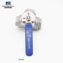 Válvula de bola de flotador del tanque de agua de precio razonable