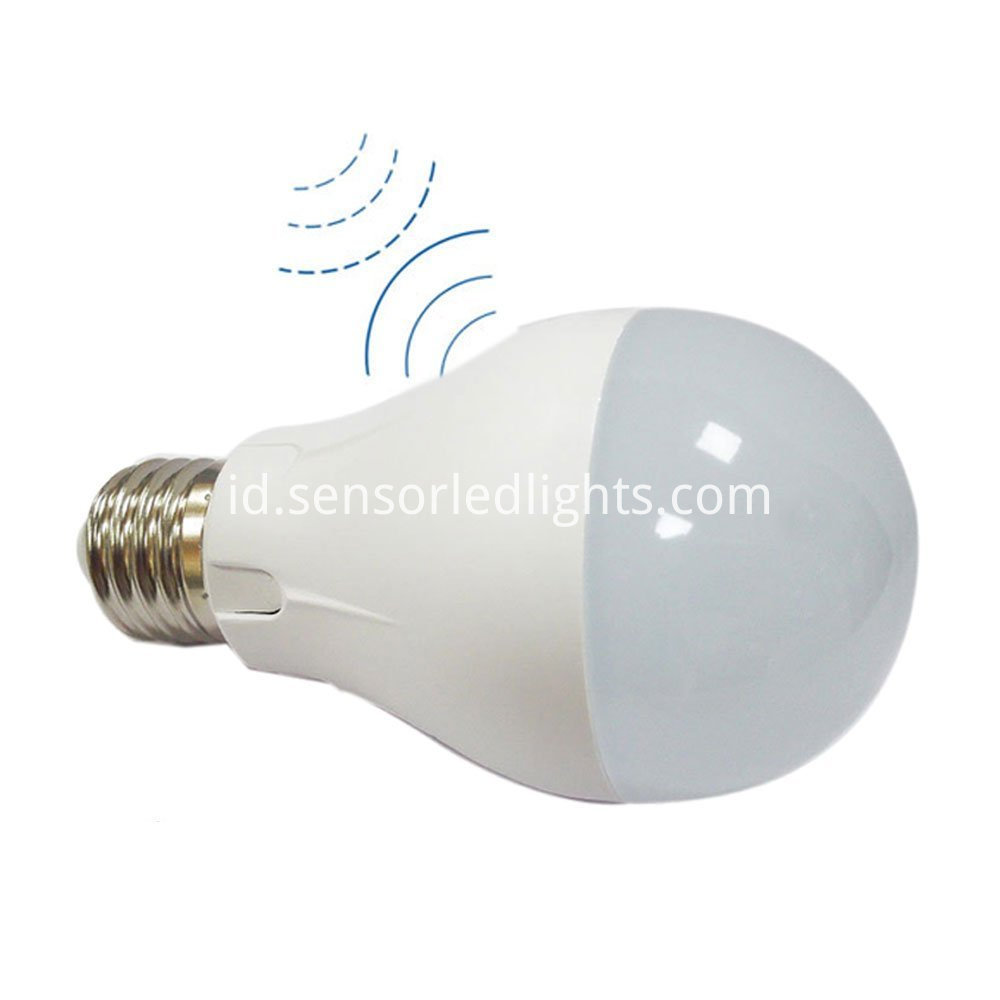 Led motion sensor light