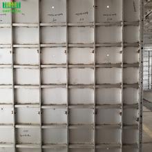 concrete aluminum formwork for home construction