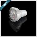 GU10 3W Aluminium LED-Strahler