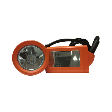 Win3 LED Mining Headlamp antideflagrante
