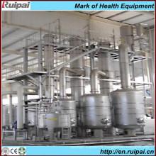 Ligne automatique de production et de traitement des produits laitiers et des yaourts
