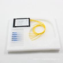 CWDM de fibre optique pour la connexion de FTTH