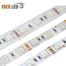 Luz de tira LED RGB altamente calificada de seguridad