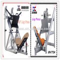 45 Degree Hammer Strength Plate Loaded Linear Leg Press Machine made in China/commercial fitness equipment/gym equipment