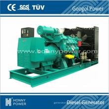 Gás diesel diesel de 187kVA Googol (HGM2063)