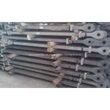 Piezas de repuesto de buena calidad barra de acero de aleación forjada