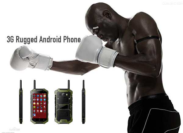 3G Rugged Android Phone