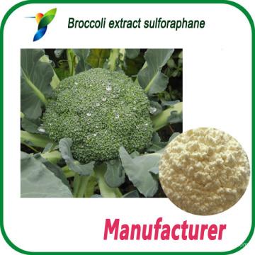 Прямое изготовление экстракт брокколи сульфорафан 0.1% .0.3%.0.5%.0.8%