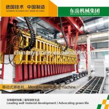 autoclaved aerated concrete block making machine for sale