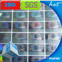 3d Laser Holographic Sheet
