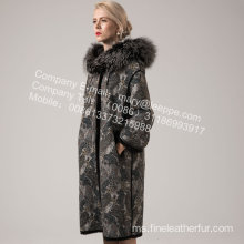 Hooded Fur Hooded For Women In Winter